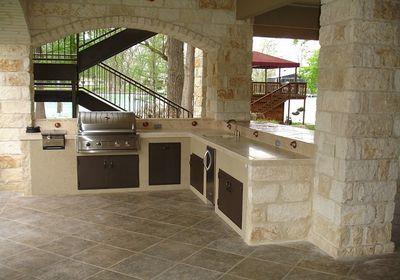 Cucine in finta muratura a prezzi competitivi con Forme e Design