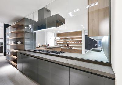 Cucine soggiorno moderne