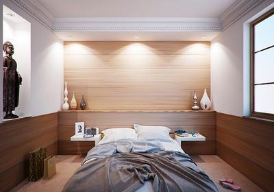 Camere da letto su misura: un nodo per ottimizzare gli spazi